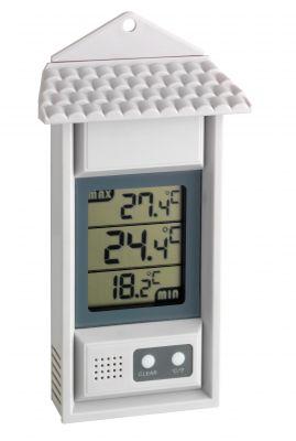 Термометър за външна и вътрешна температура / Арт.№30.1039