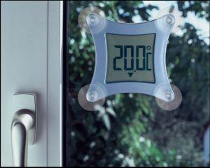 Термометър за прозорец – дигитален / Арт.№30.1026