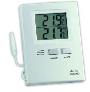 Термометър – за външна и вътрешна температура / Арт.№30.1012