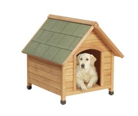 Къща за куче от дърво Класик на Karlie, размер L