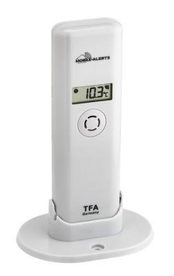 Предавател за температура и влажност с дисплей, предназначен за система WEATHER HUB TFA/ Арт.№30.3303.02