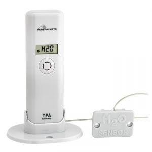 Предавател за температура и влажност с детектор за вода и дисплей, предназначен за система WEATHER HUB TFA/ Арт.№30.3305.02