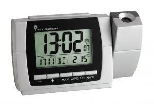 Радио-управляем  часовник  с термометър / Арт.№ 60.5002