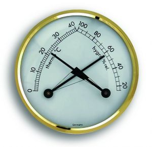 """Термометър - хидрометър """"Climatherm"""" / Арт.№45.2006"""