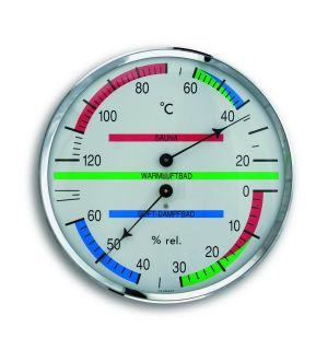Термометър -  хидрометър за сауна / Aрт.№ 40.1013