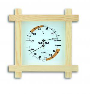 Термометър-хидрометър за сауна / Арт.№ 40.1008