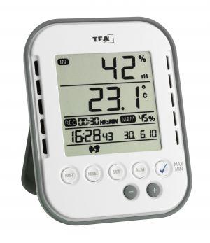 """Станция за отчитане на температура и влажност """"KLIMALOGG BASE"""" / Арт.№30.5022"""