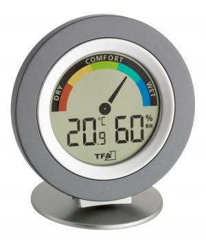 Цифров термометър-хидрометър / Арт.№30.5019