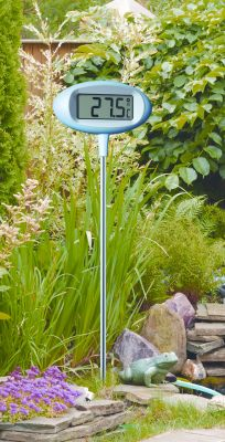 "Цифров градински термометър ""ORION"" / Арт.№30.2024.06"